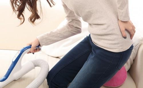 【腰痛】主婦の腰痛イメージ