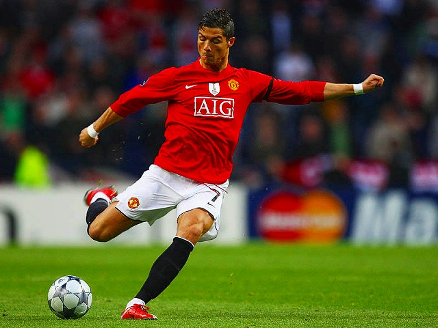ronaldo-shooting-man-utd