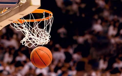 バスケットボール、ワイドスクリーン、壁紙1