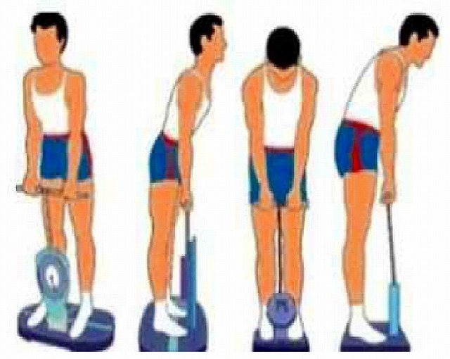 Back-strength-measurement